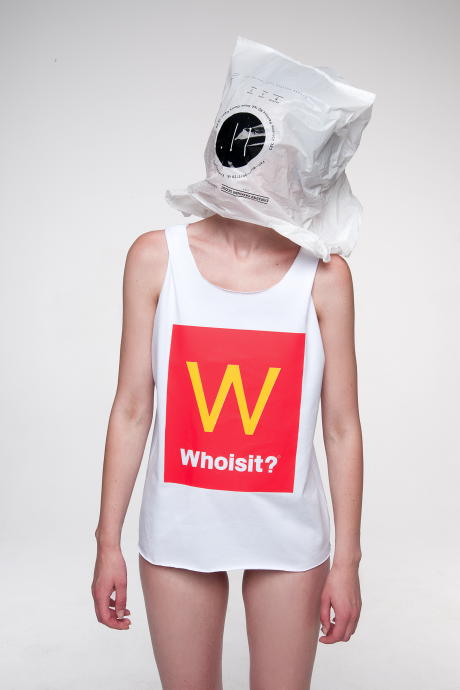 Tank top with logo #3