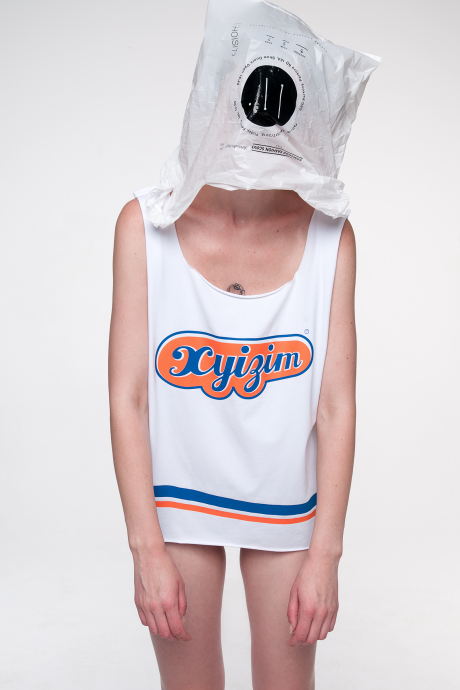 Tank top with logo #6