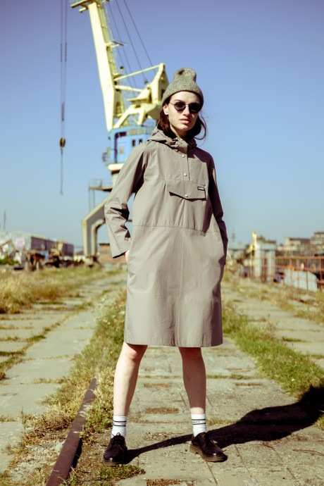 Anorak-Dress